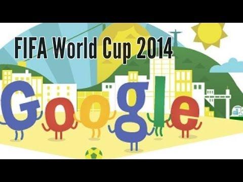 FIFA World Cup (2014) - Google Doodle #GoogleDoodleCollection