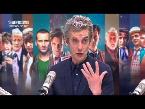 Paul Henry talks to Doctor Who's Peter Capaldi