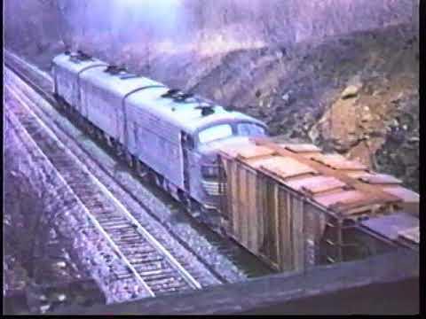 Maryland-Pennsylvania 1974-75 (Penn Central, Western Maryland, B&O)