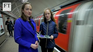 Going underground: how commuting is bad for your health | FT