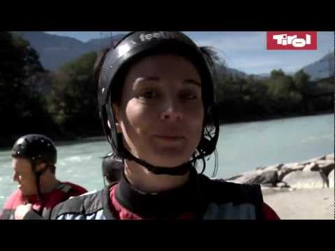 White Water Rafting & Canyoning Tirol - Water Sports Holidays In Austria