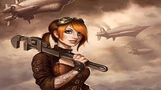 1 Hour of Steampunk and Futuristic Music