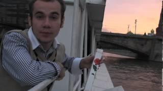 Видео гид по Москве №12 - Прогулка на теплоходе по Москве реке. Версия без цвета.(, 2013-10-31T18:50:34.000Z)