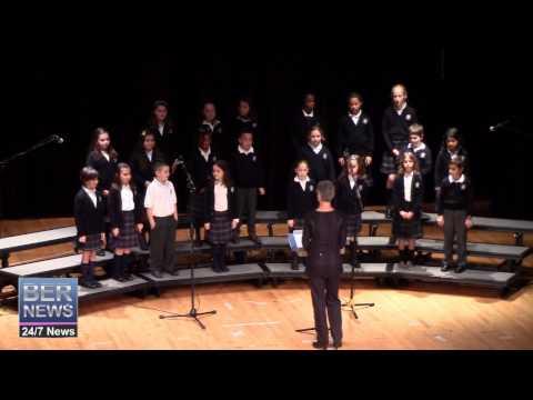 Mount Saint Agnes Academy Choir, February 13 2015