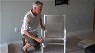 PVC Pipe Patio Furniture: How to Stop that Creaking & Squeaking Noise