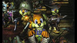 Conker Live and Reloaded Music - Rock Solid (Quality Game Rip Soundtrack)