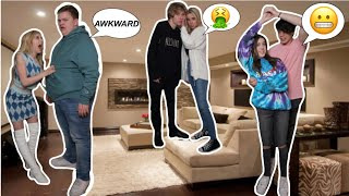 We Recreated VIRAL Couples TIktok's **Awkward😬** | Jenna Davis