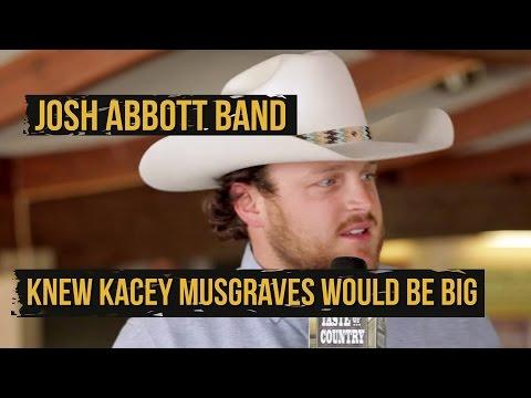Josh Abbott Knew Kacey Musgraves Would Be a Star