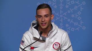Team USA Figure Skater Adam Rippon: 'It's fun to be yourself' | ESPN
