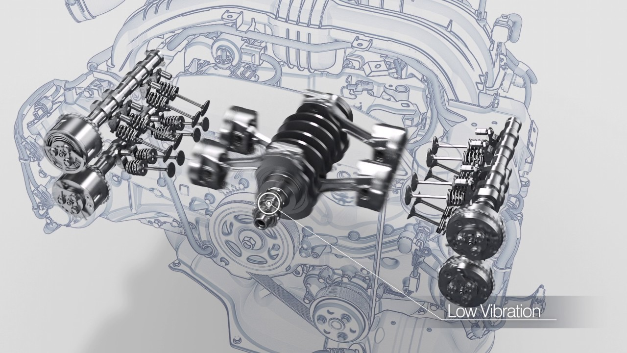 performance the subaru boxer engine technology subaru subaru boxer engine schematic [ 1280 x 720 Pixel ]