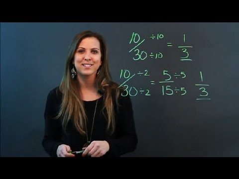Teaching Kids How to Simplify Fractions : Math Measurements - YouTube
