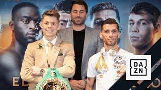Edwards vs. Moreno Final Press Conference