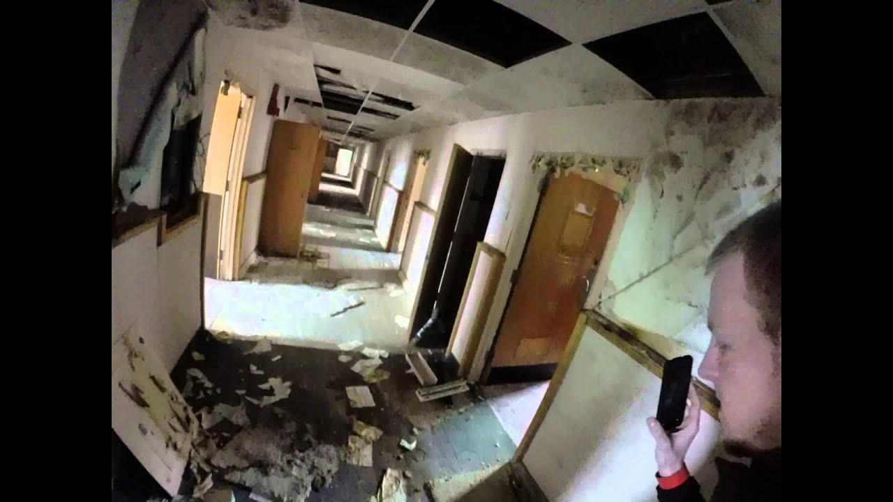 Haunted Hospital In Banner Elk Nc Part 3 Youtube