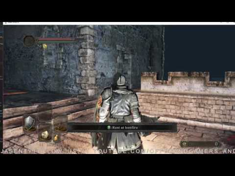 Dark Souls II: Scholar of the First Sin (Ep4: Sinners and Winners) Jasenty