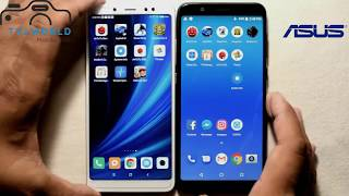 Redmi Note 5 Pro vs Asus Zenfone Max Pro M1 - Extreme Speed#Heat#Gaming#Battery Drain