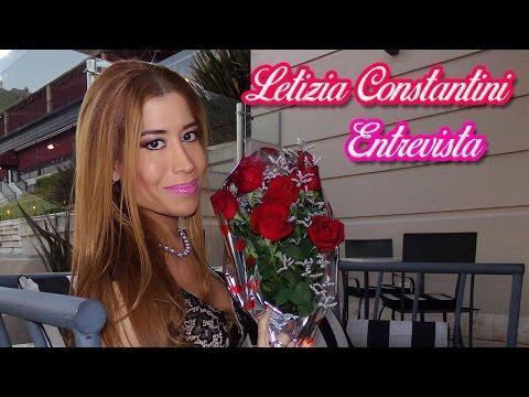 Letizia Constantini Entrevista. Historia de Vida. Trans Argentina.
