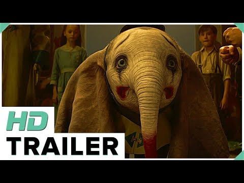 DUMBO - Trailer Italiano HD