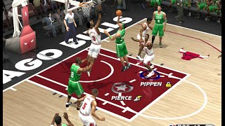 NBA Live 2004 PC Gameplay HD