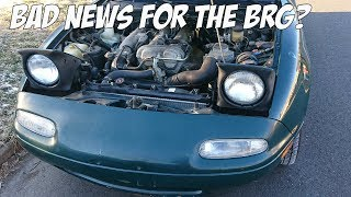 homepage tile video photo for The Miata might be broken