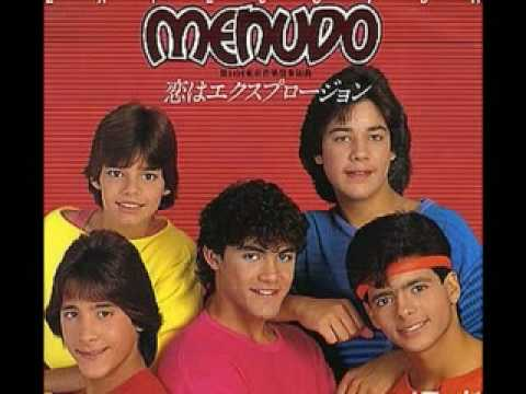 Menudo - I'm Going Back To The Philippines