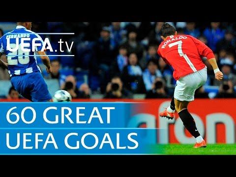 60 Great UEFA Goals: Part 5