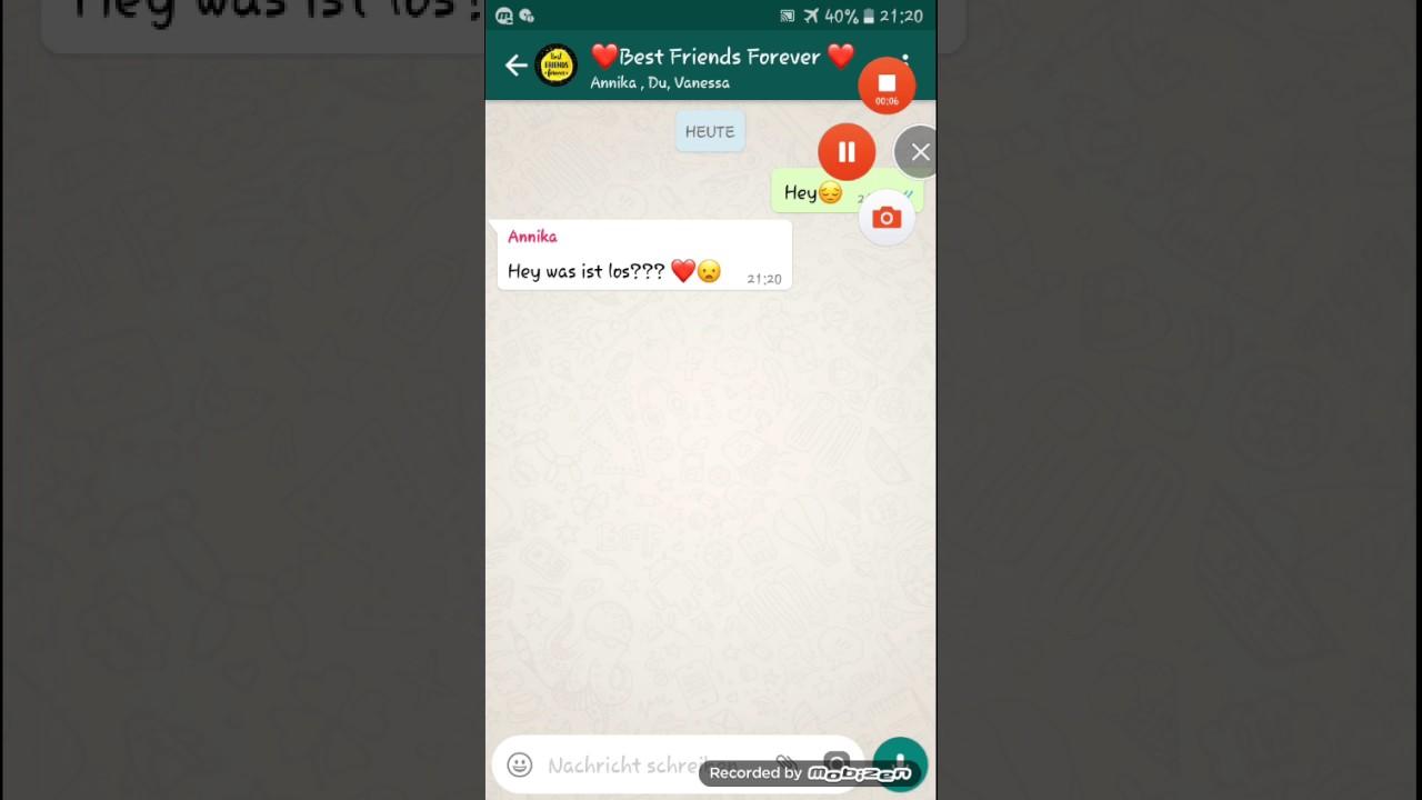 Chat Video Deutsch