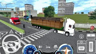 Mobile Truck Simulator #2 - New Tuck Game Android gameplay