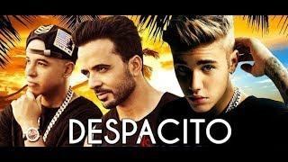 Despacito Remix ft Justin Bieber -   ديسباسيتو ريمكس شعبي