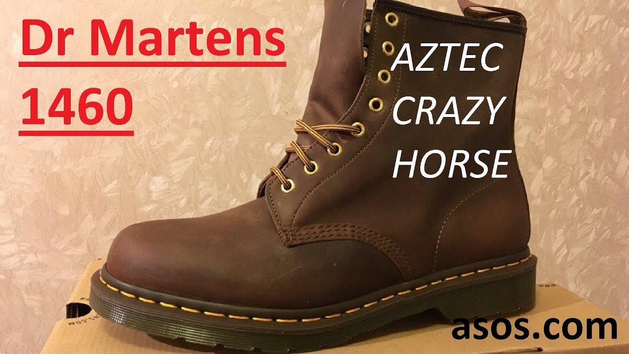 dr martens crazy horse