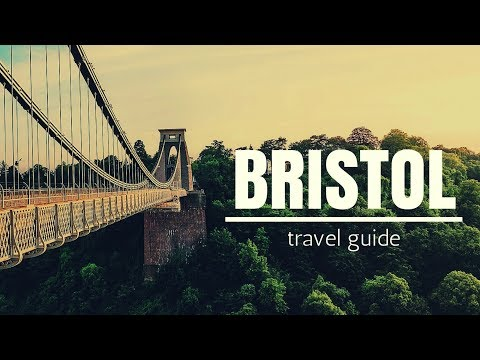 BRISTOL Travel Guide, 5 best places in bristol england !!