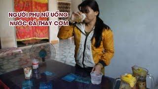 Kỳ lạ cô gái trẻ 7 năm liền uống nước đá thay cơm