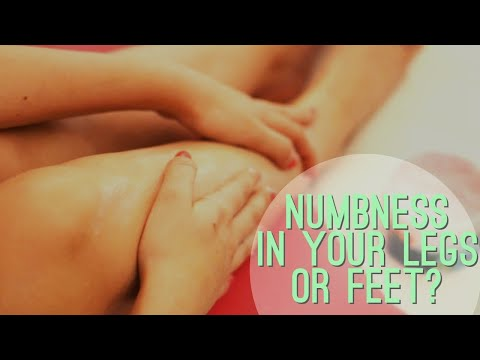 How to Tell What is Causing Numbness In Your Leg And Or Feet-Common Causes