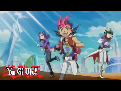 Yu-Gi-Oh! ZEXAL Season 3 Opening Theme