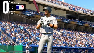 MLB 19 Road to the Show - Part 9 - CALLED UP TO THE MAJORS