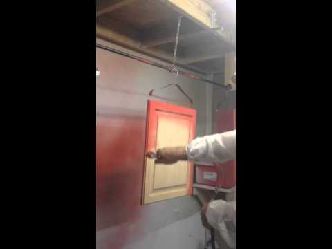 Kitchen cabinet painting orlando fl - YouTube