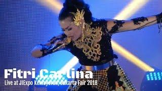 Gambar cover Fitri Carlina - ABG Tua   Live at Kemayoran Jakarta fair 2018