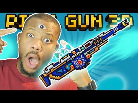 XRAY! WE CRAFTED MYTHICAL THIRD EYE!! | Pixel Gun 3D