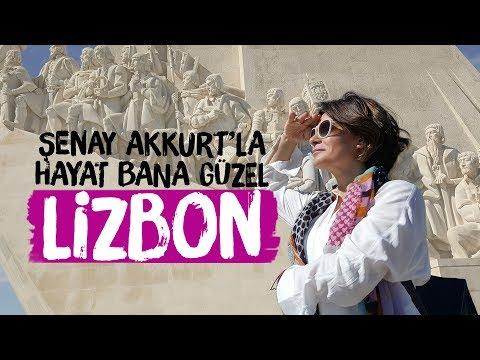 Lizbon (Portekiz) - Hayat Bana Güzel