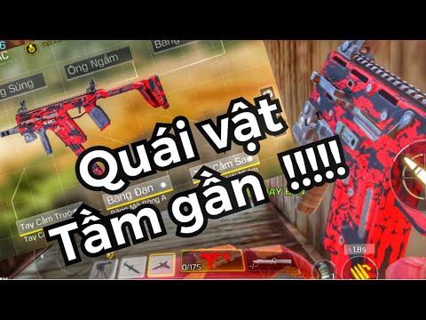 Call of duty mobile | quái vật tầm gần FENNEC!! | build súng #11