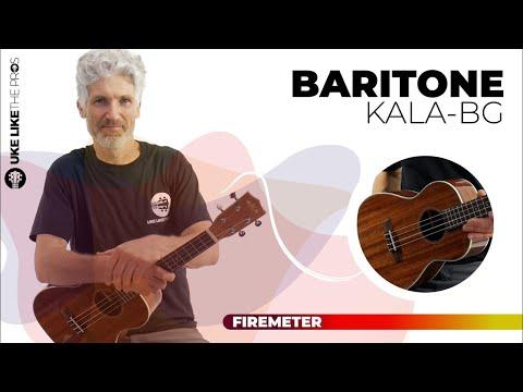 Kala KA-BG Mahogany Baritone Ukulele | Baritone #Ukulele Review