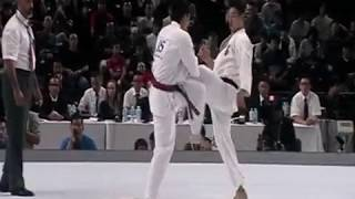 2018 Kyokushin Karate All Japan final