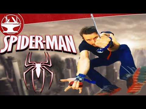 Real Life Spider-man Tech THAT ACTUALLY EXISTS!