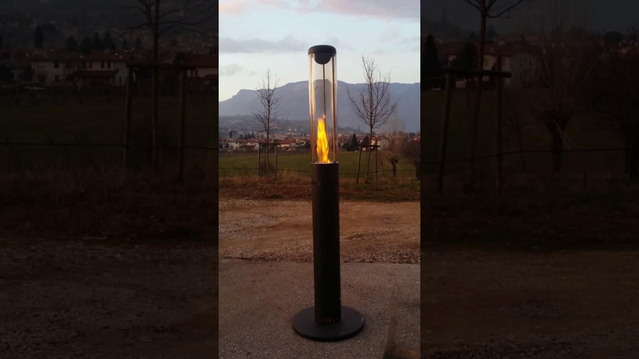 Feuersaule Faro Pellets Youtube