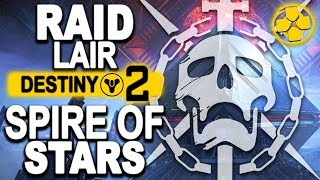 Destiny 2 🔴 Warmind Raid | Spire of Stars |  PC Gameplay 1080p 60fps