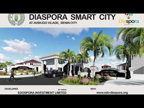 Edo/Diaspora Smart City. Come and invest in Edo state Nigeria
