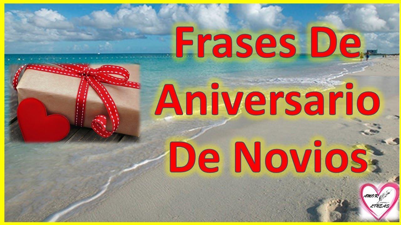 Mensagens De Feliz Aniversario: Frases De Aniversario De Novios