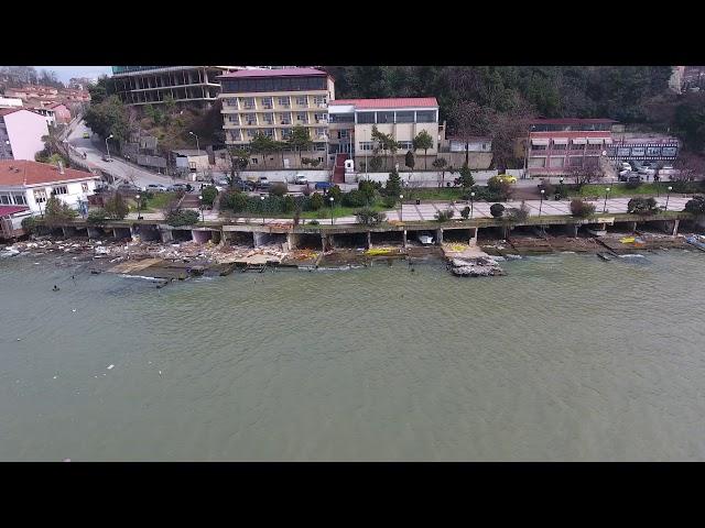 Zonguldak Yıkılan Çekek Yerleri
