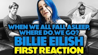 Baixar BILLIE EILISH - WHEN WE ALL FALL ASLEEP, WHERE DO WE GO? REACTION/REVIEW (Jungle Beats)