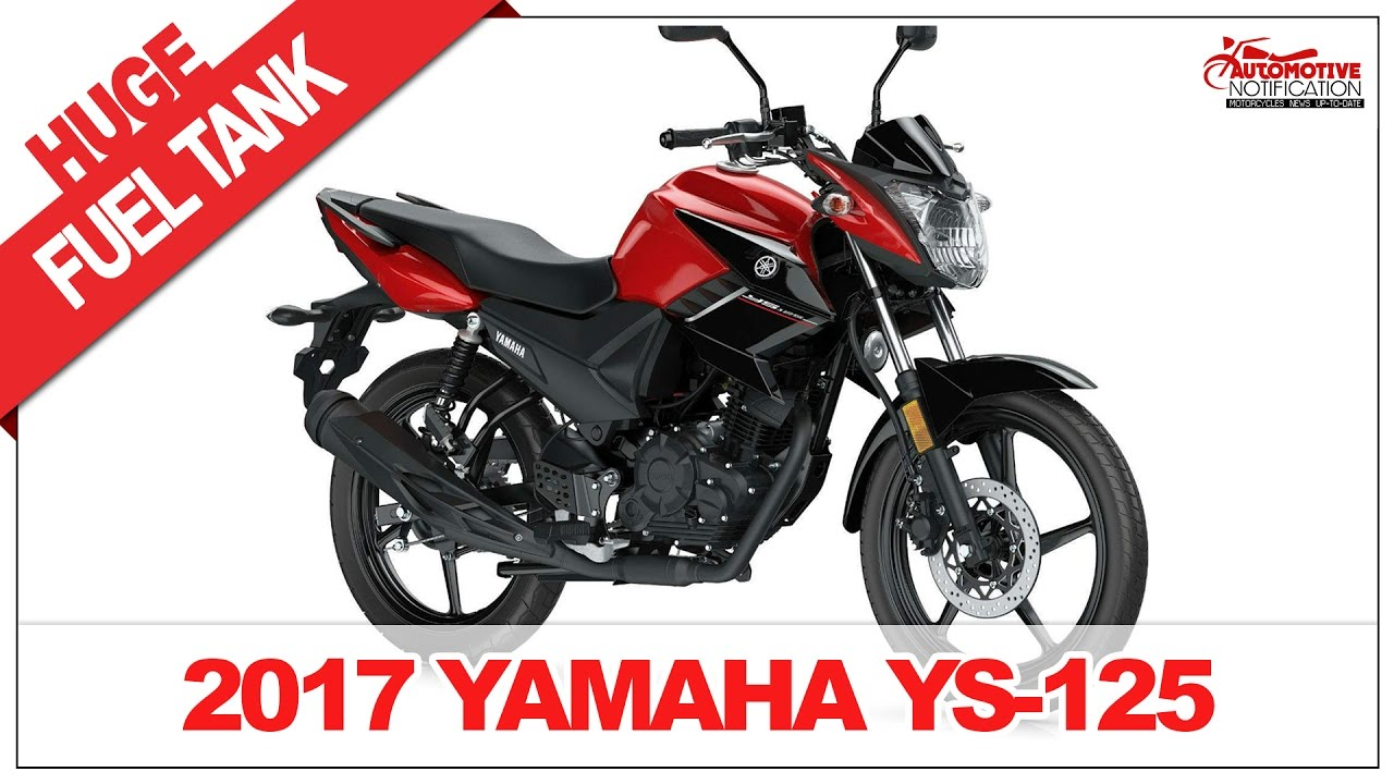 2017 yamaha ys125 price and specifications youtube for Yamaha 9 9 price