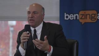 Kevin O'Leary Talks Investing in Detroit at Benzinga